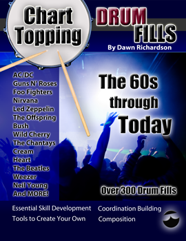 Chart-Topping Drum Fills: The 60s Through Today