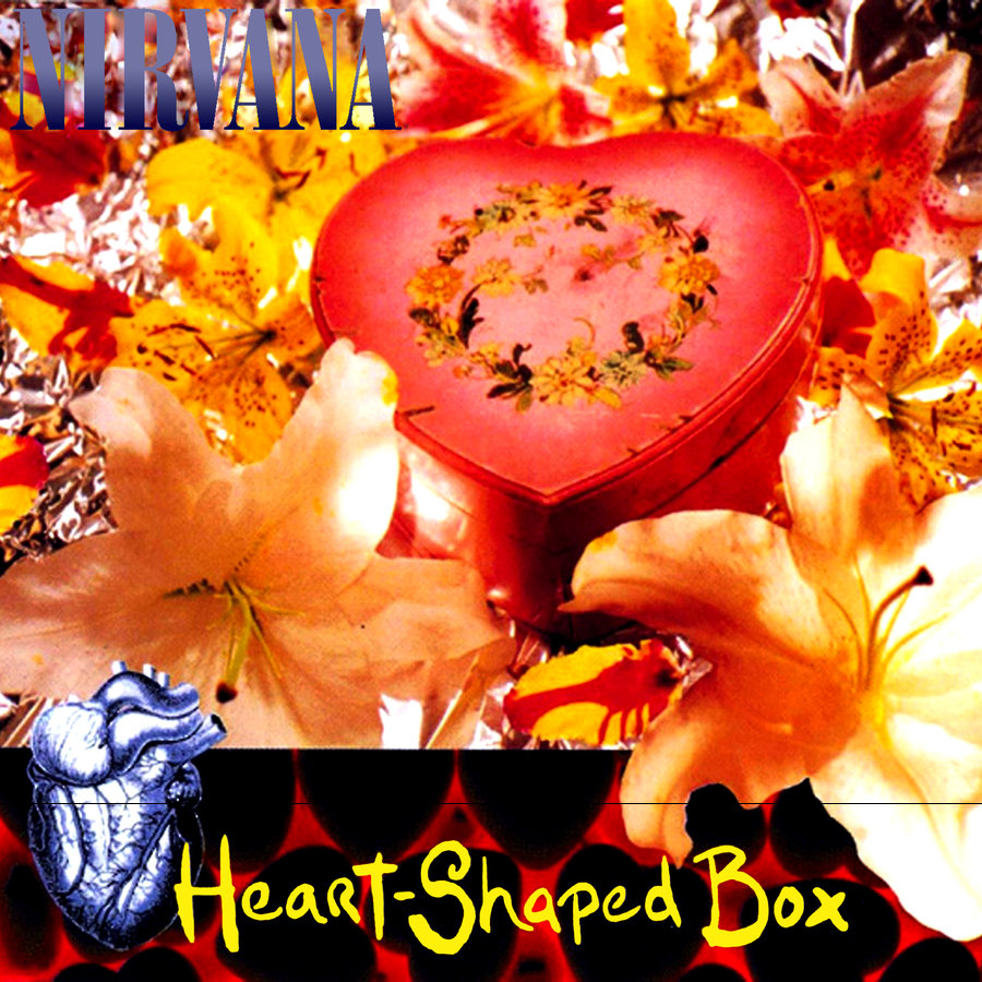 Heart-Shaped Box – Nirvana