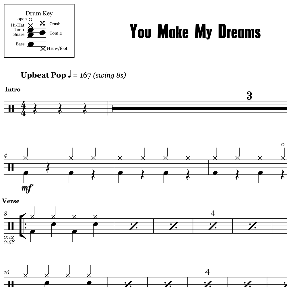 You Make My Dreams - Hal and Oates