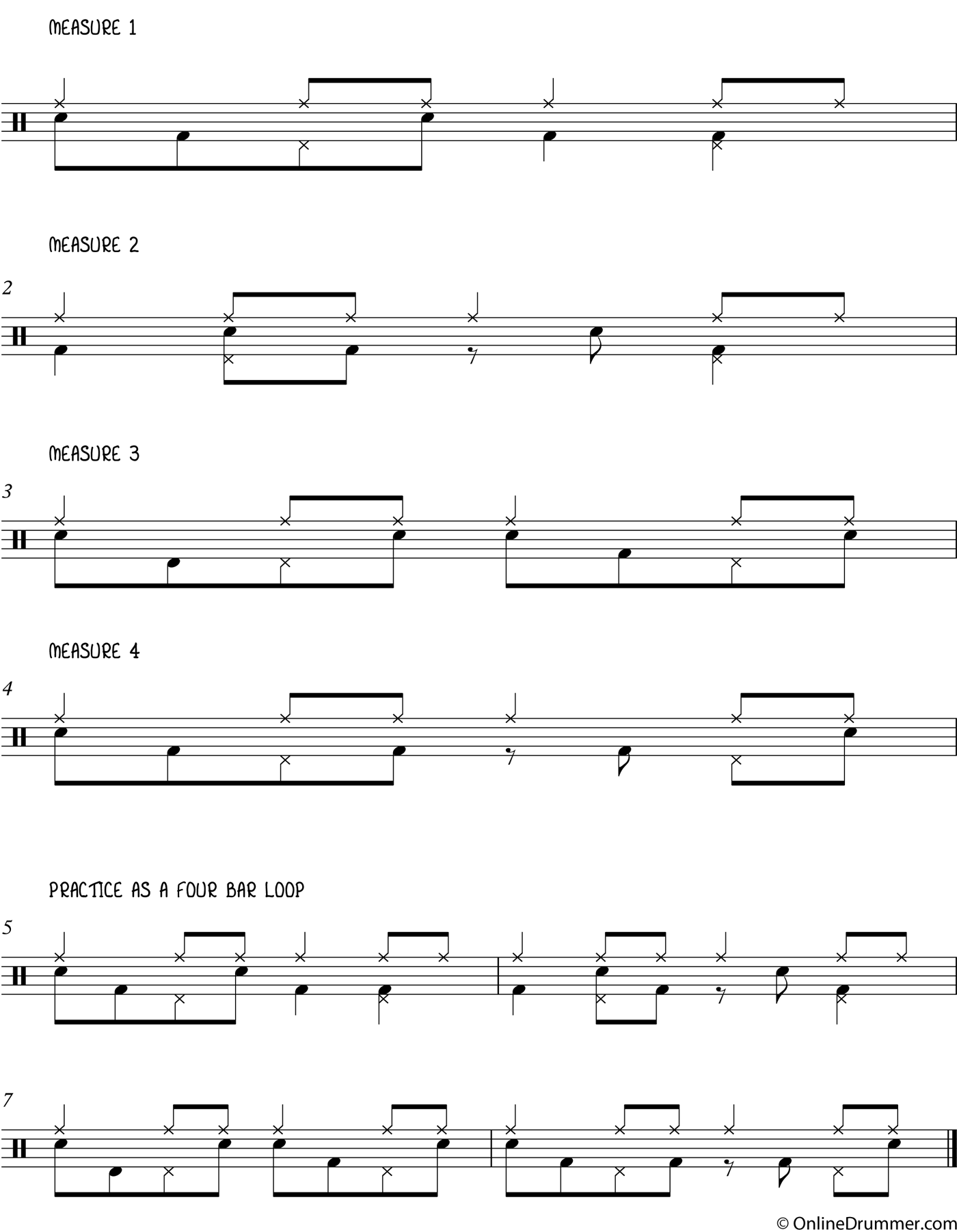 Fun Jazz Independence Exercises