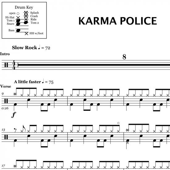 Karma Police – Radiohead