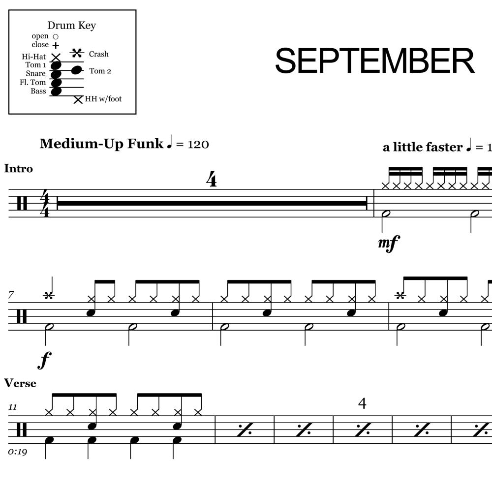 September - Earth Wind & Fire