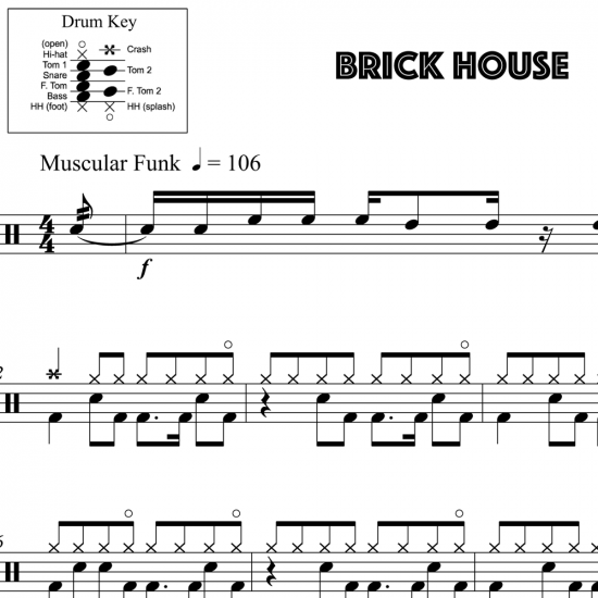 Brick House – The Commodores