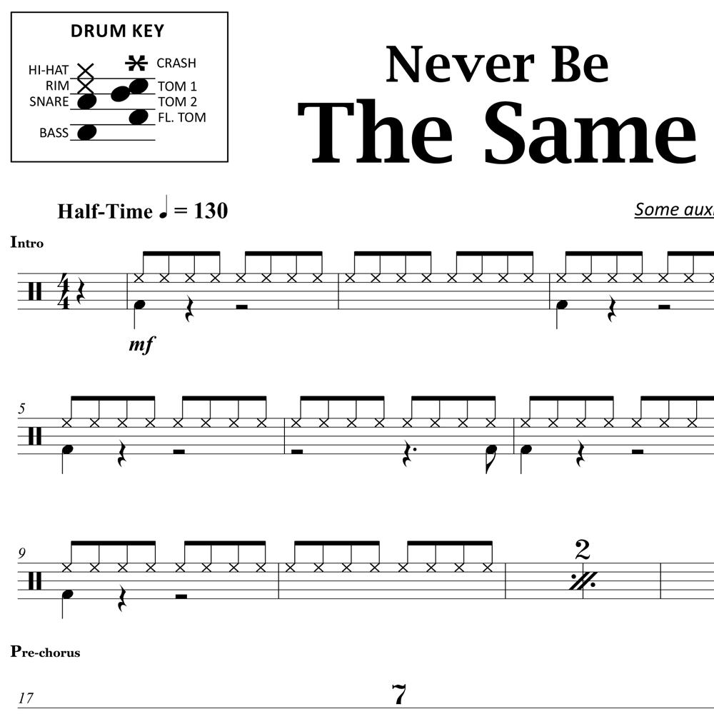Never Be The Same - Camila Cabello