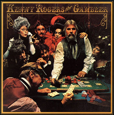 The Gambler – Kenny Rogers