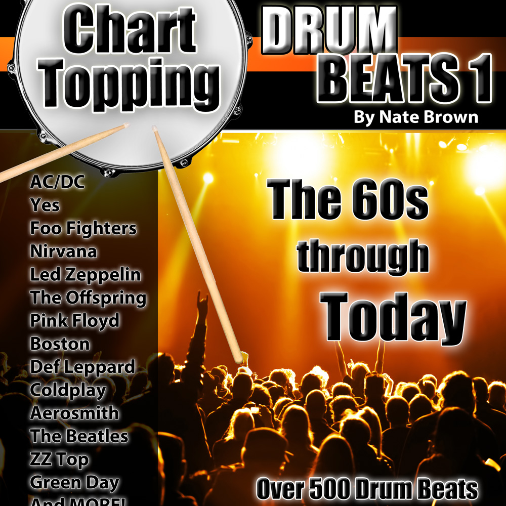 Chart-Topping Drum Beats: The 60s Through Today