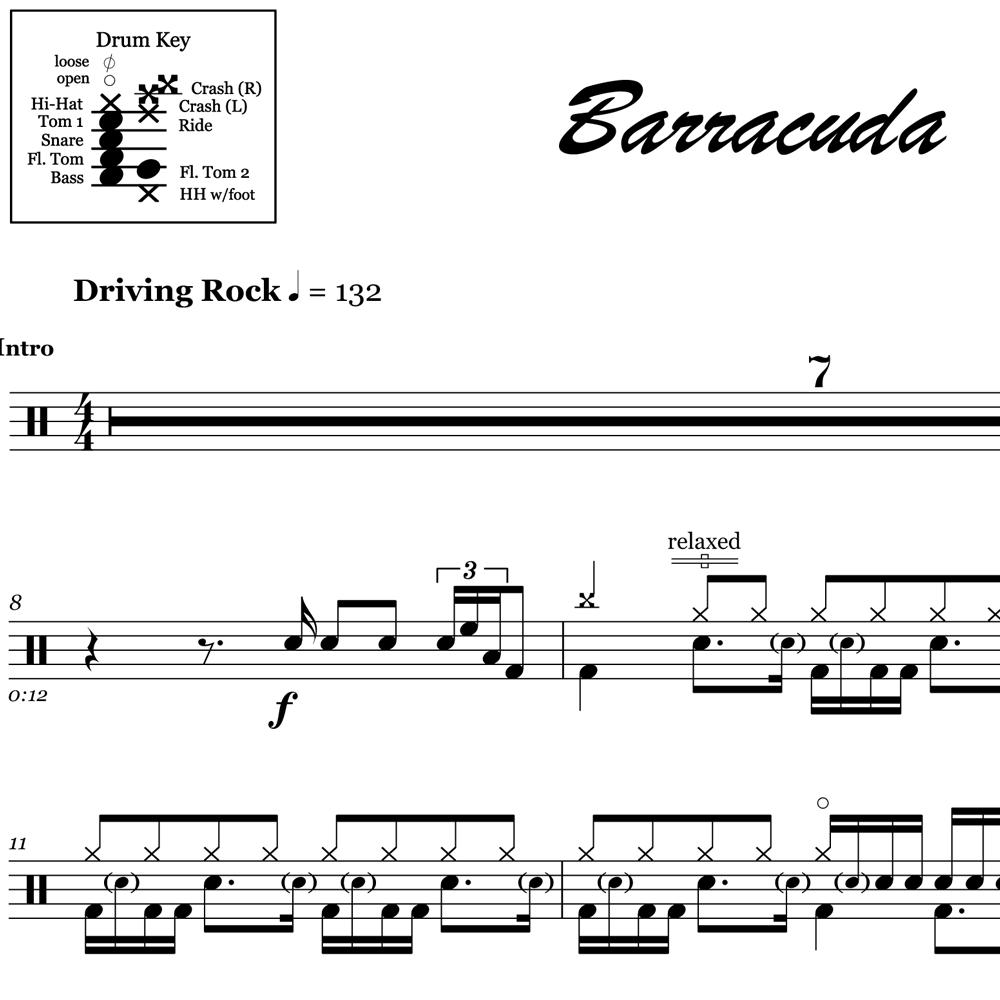 Barracuda - Heart