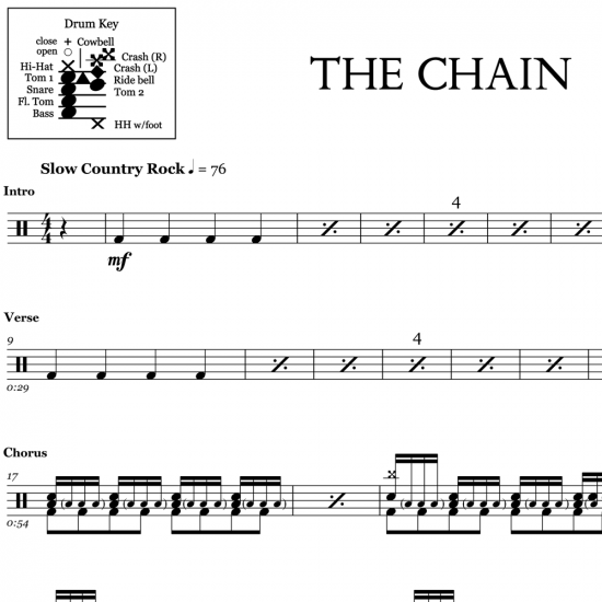 The Chain - Fleetwood Mac