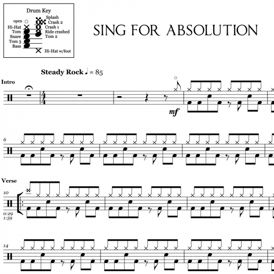 Sing For Absolution – Muse