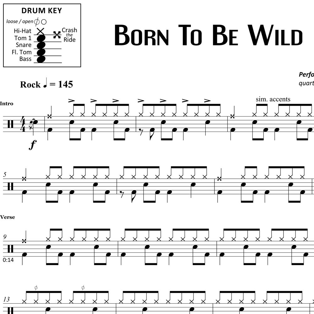 Born to be Wild – Steppenwolf