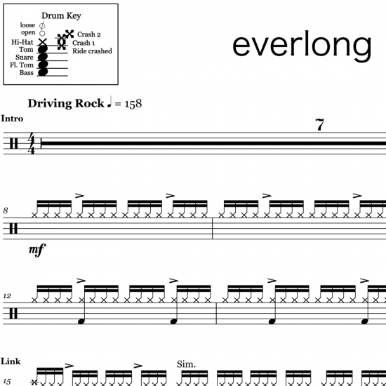 Everlong – Foo Fighters