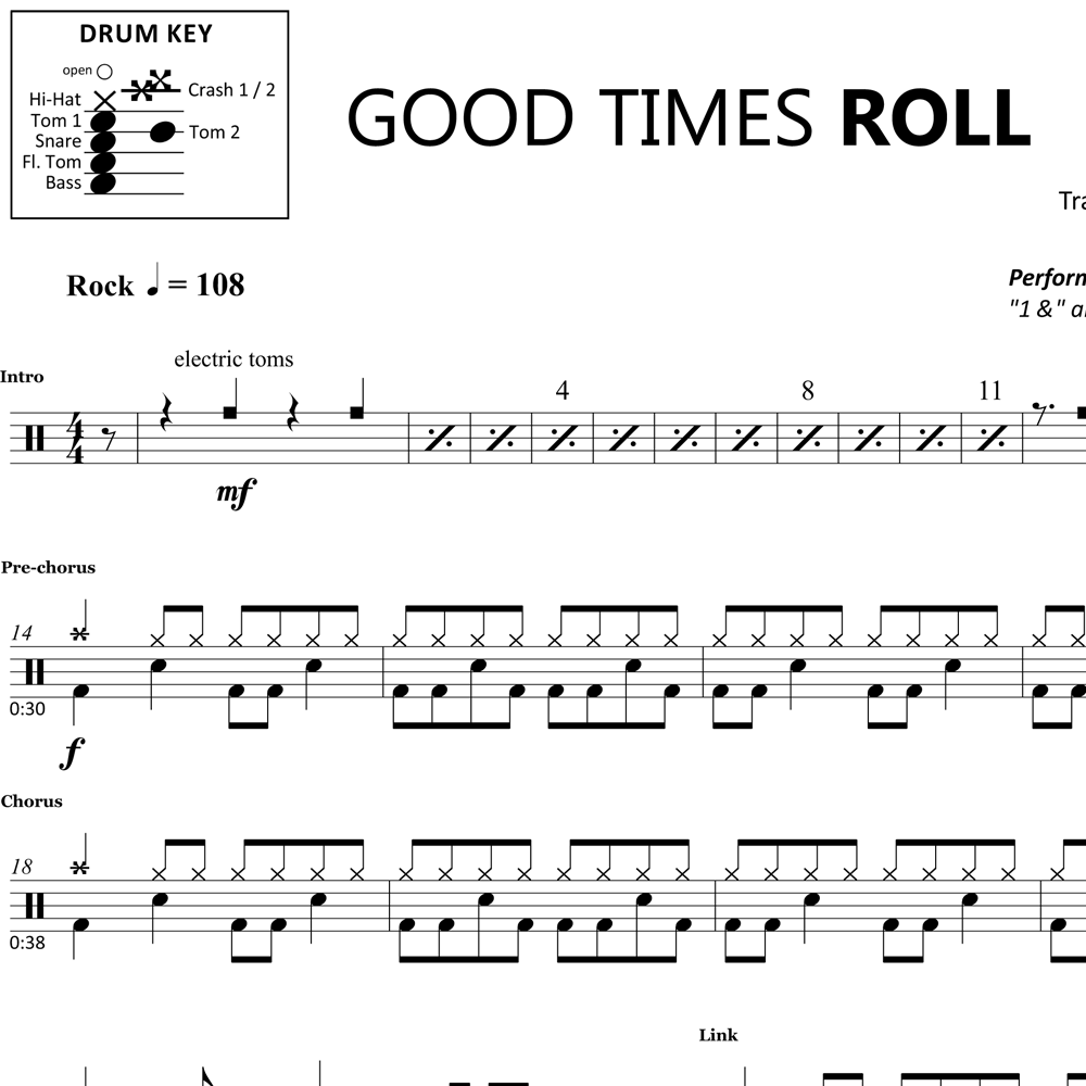 Good Times Roll - The Cars