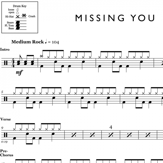 Missing You – John Waite