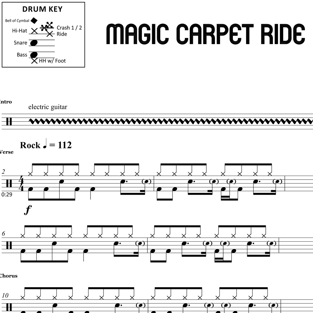 Magic Carpet Ride – Steppenwolf