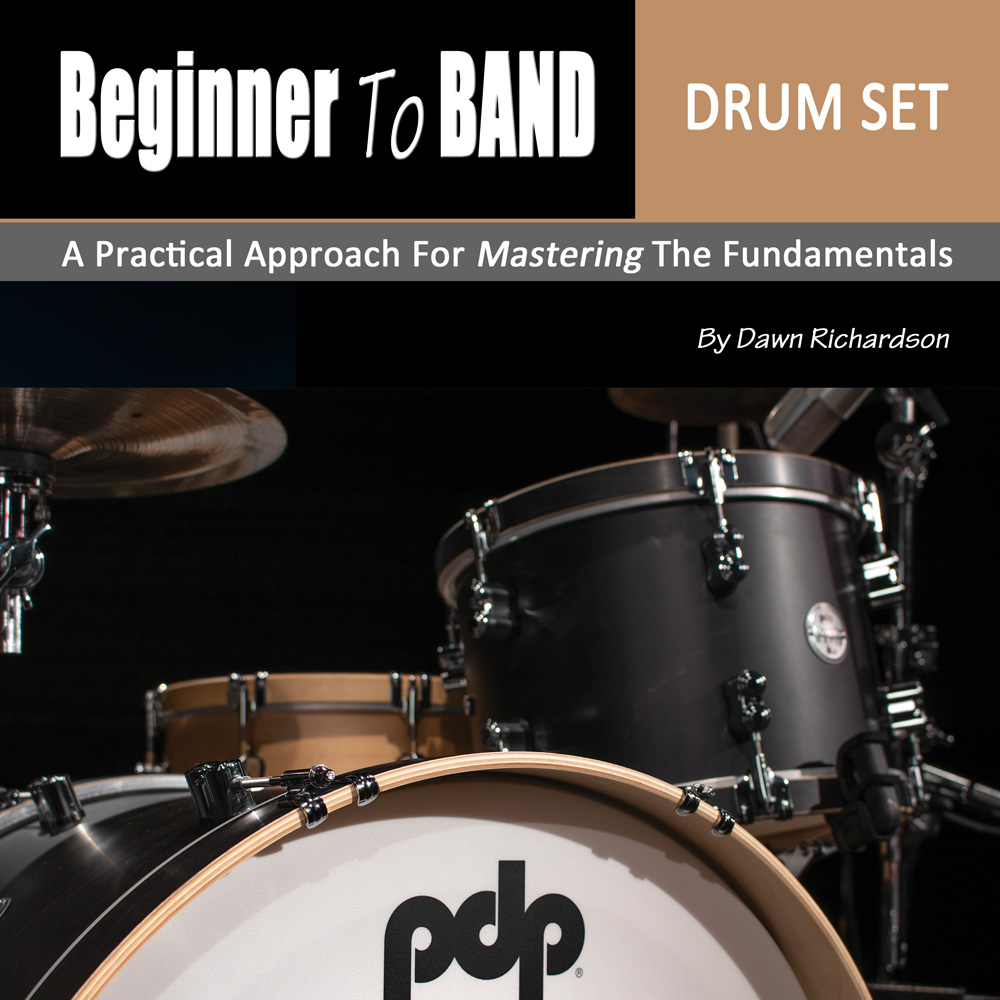 Beginner To Band - Drum Set