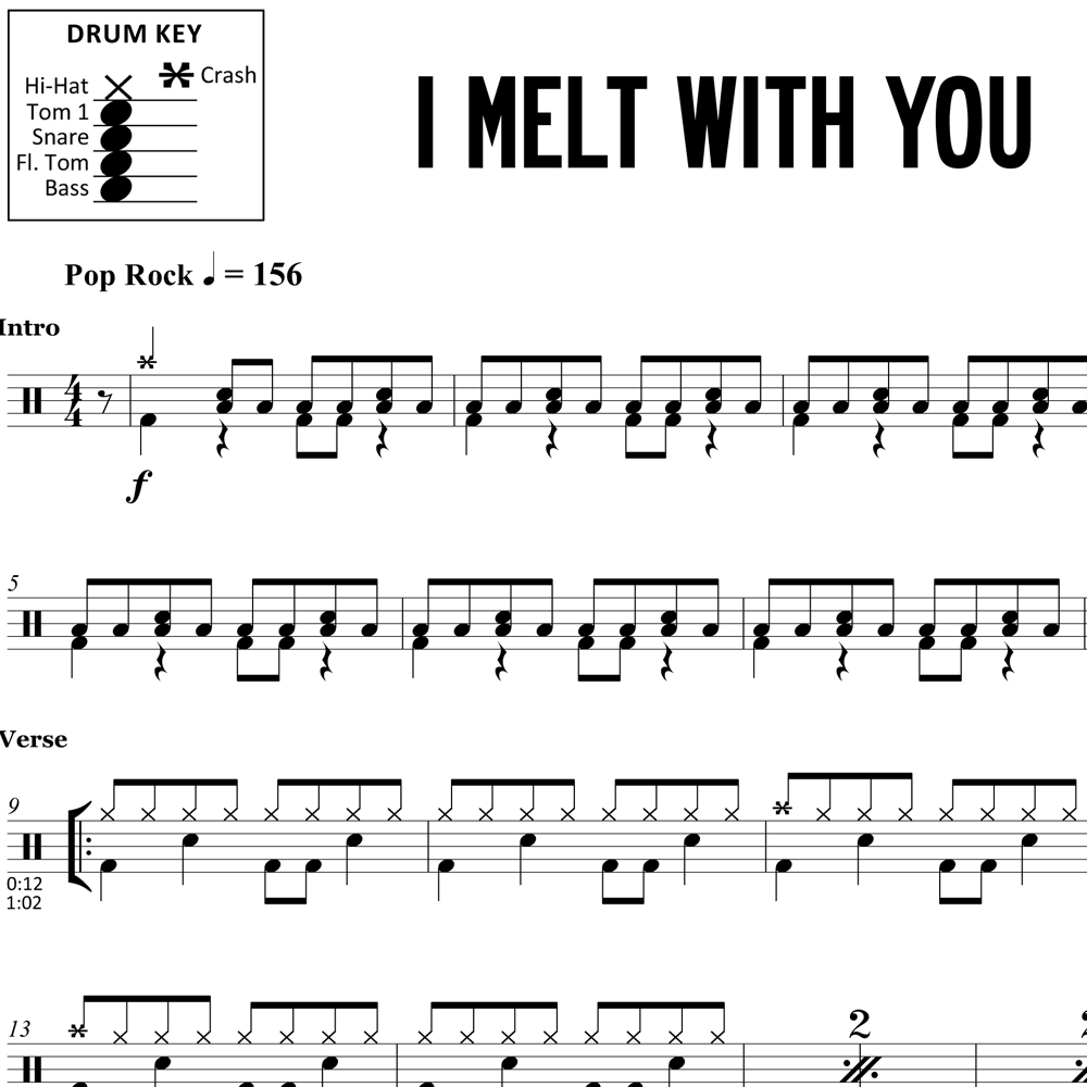 I Melt with You - Modern English