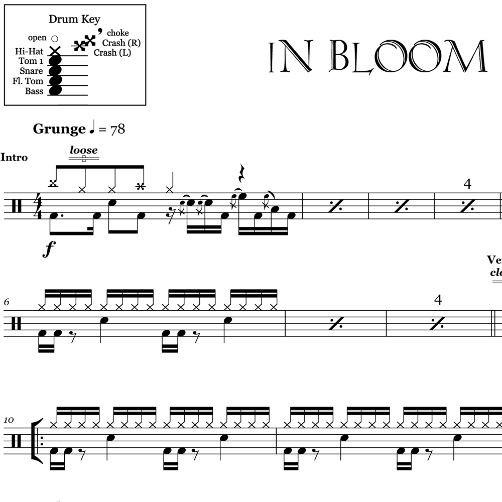 In Bloom - Nirvana