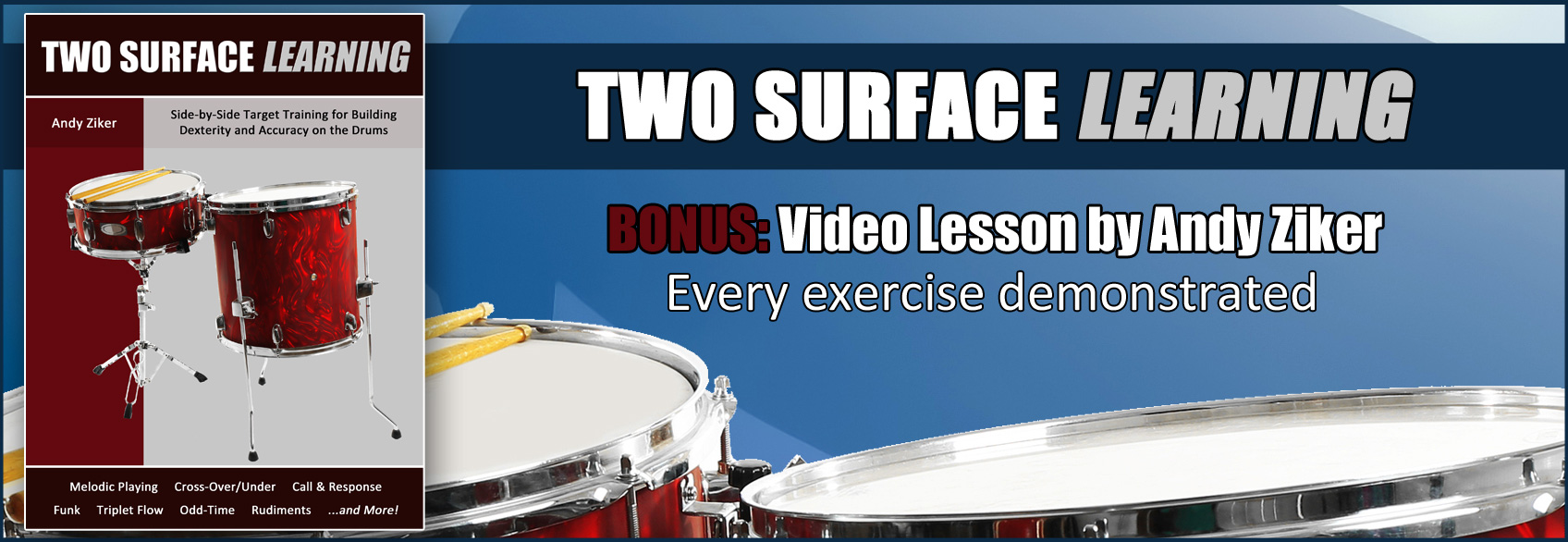 Two Surface Learning - Ebook