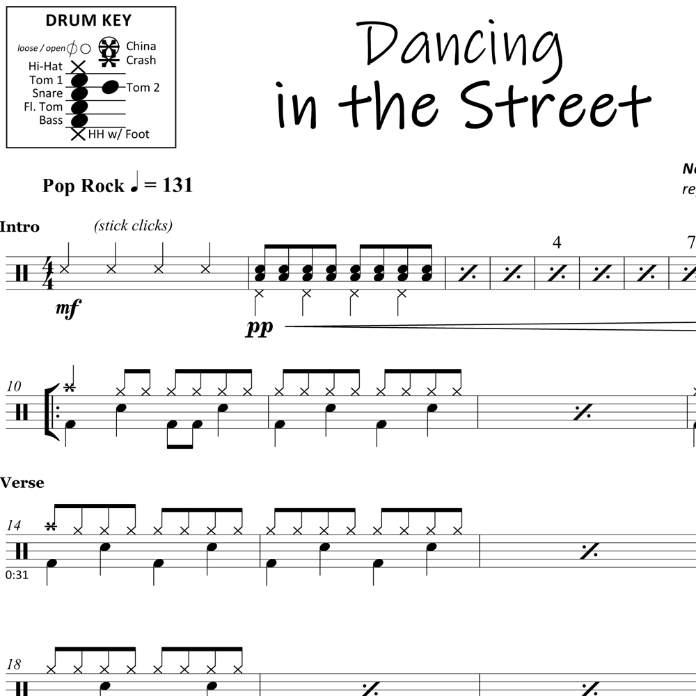 Dancing in the Street - David Bowie & Mick Jagger