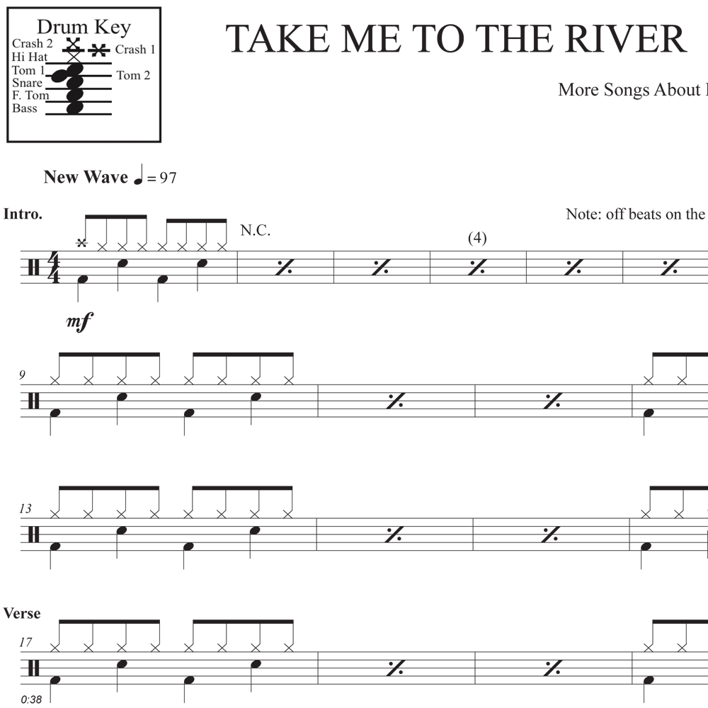 Take Me to the River – Talking Heads
