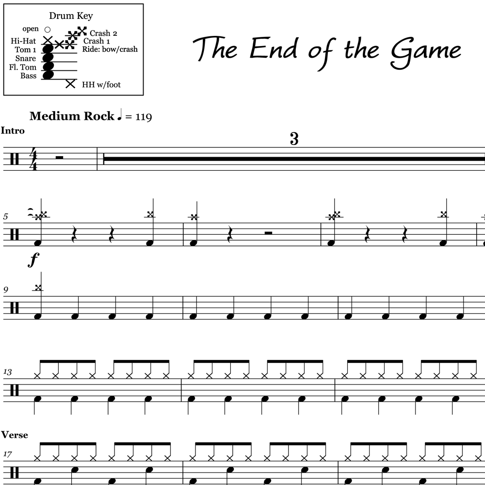The End of the Game - Weezer