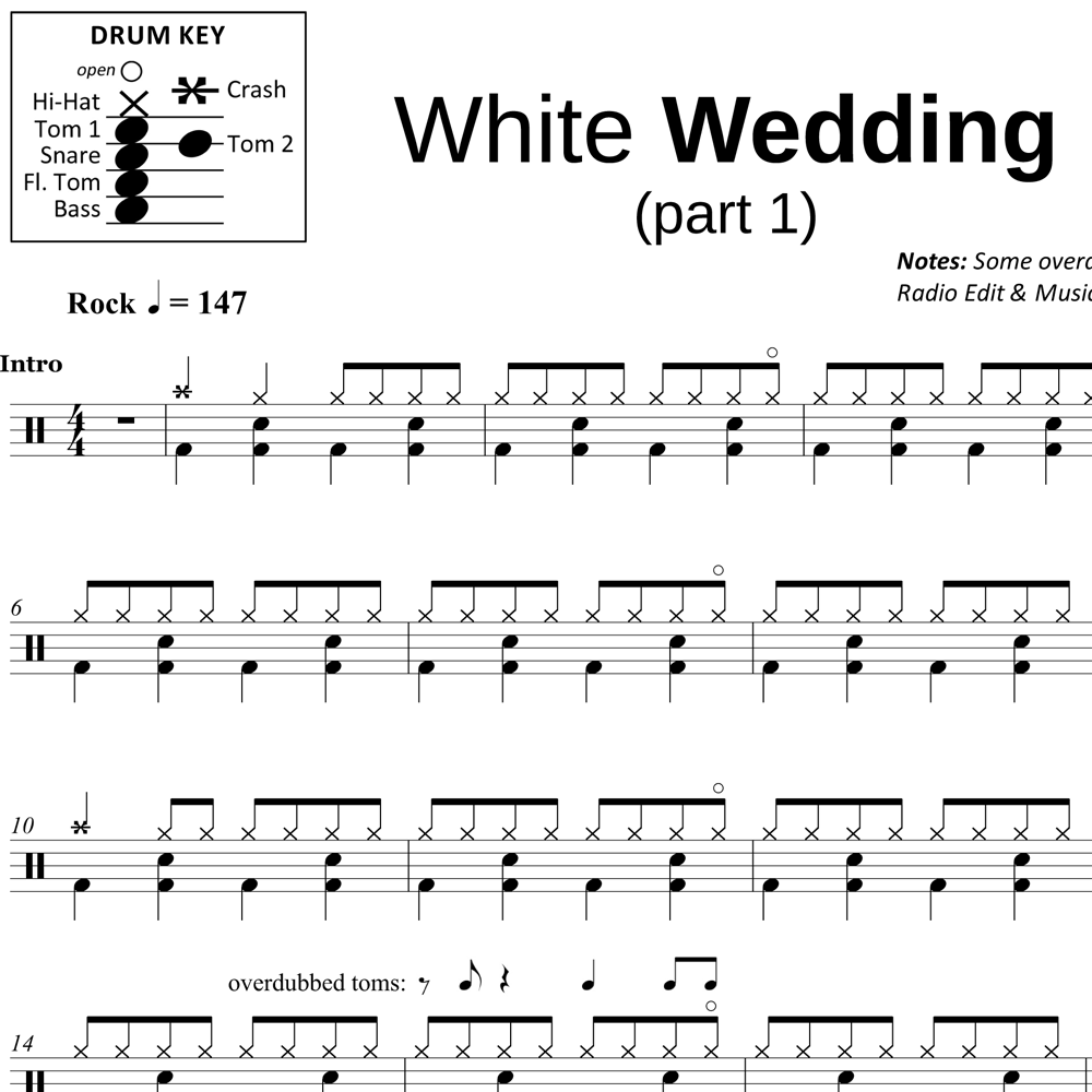 White Wedding (Part 1) - Billy Idol