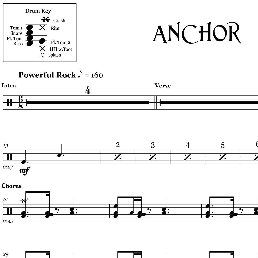 Anchor - Skillet