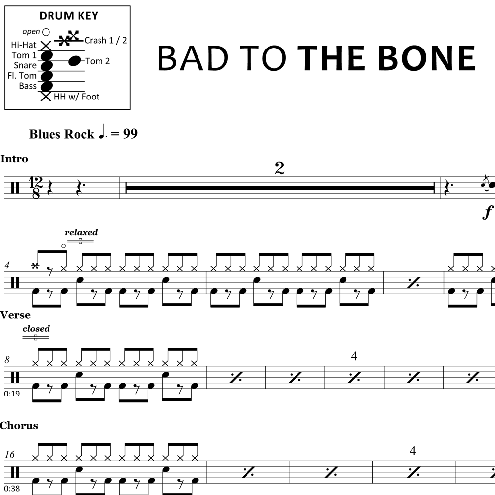 Bad To The Bone - George Thorogood