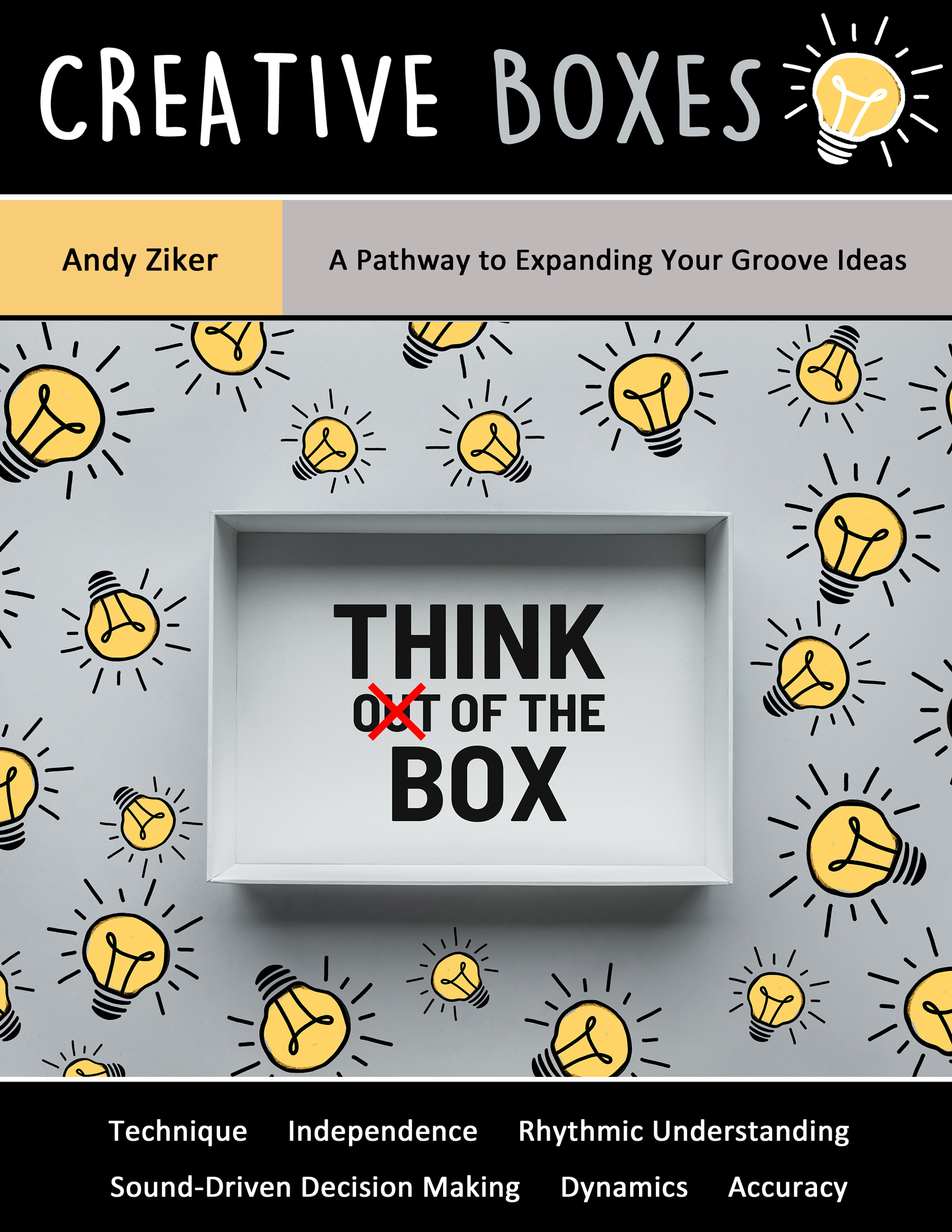 Creative Boxes by Andy Ziker - Cover Image