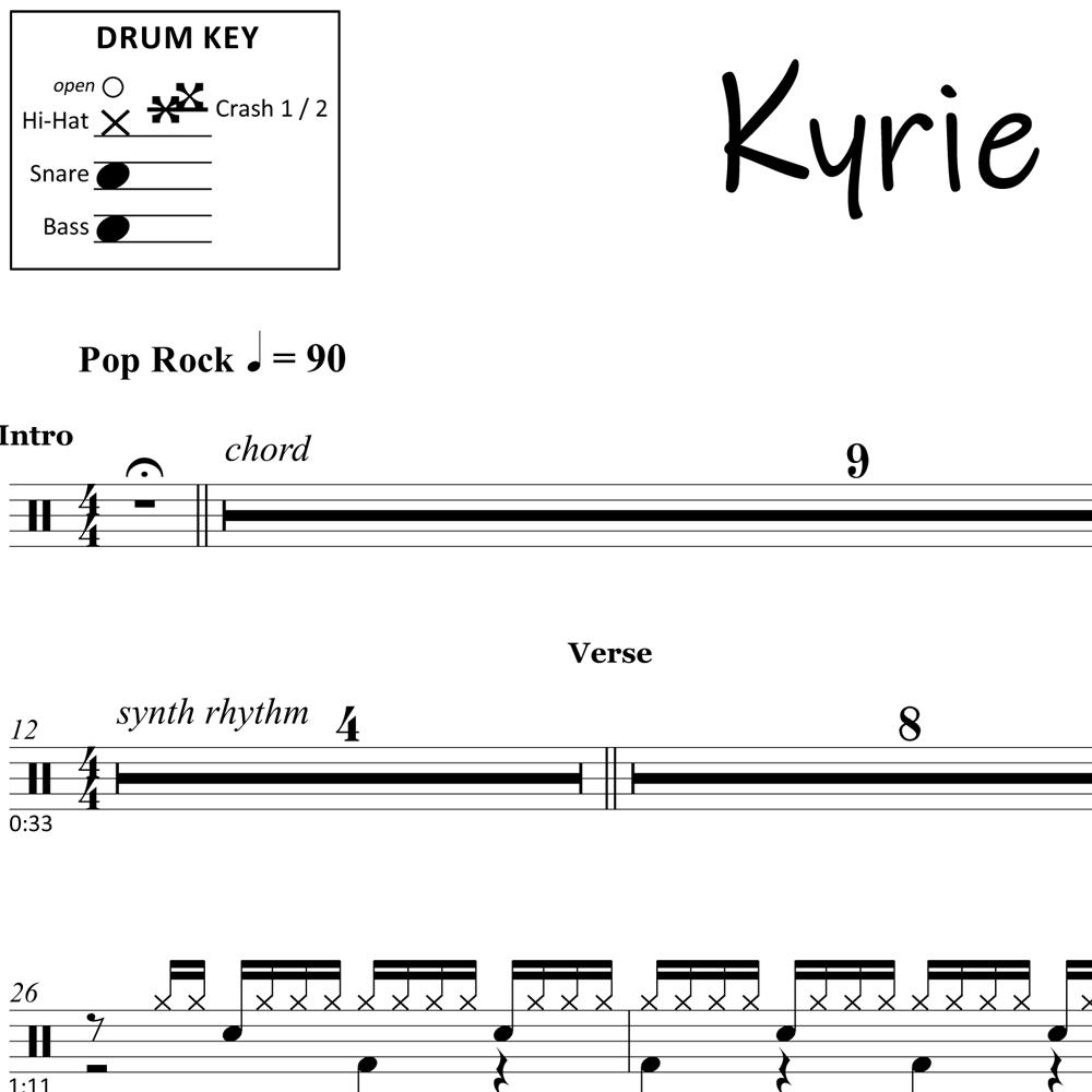 Kyrie - Mr. Mister - Thumbnail
