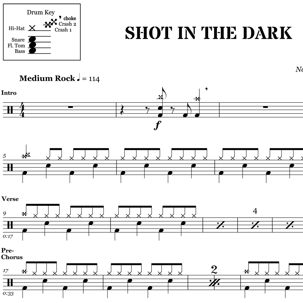Shot in the Dark - ACDC - Thumbnail