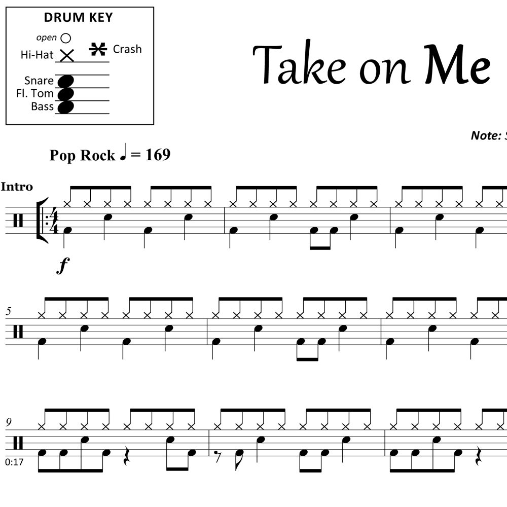 Take On Me - A-ha - Thumbnail