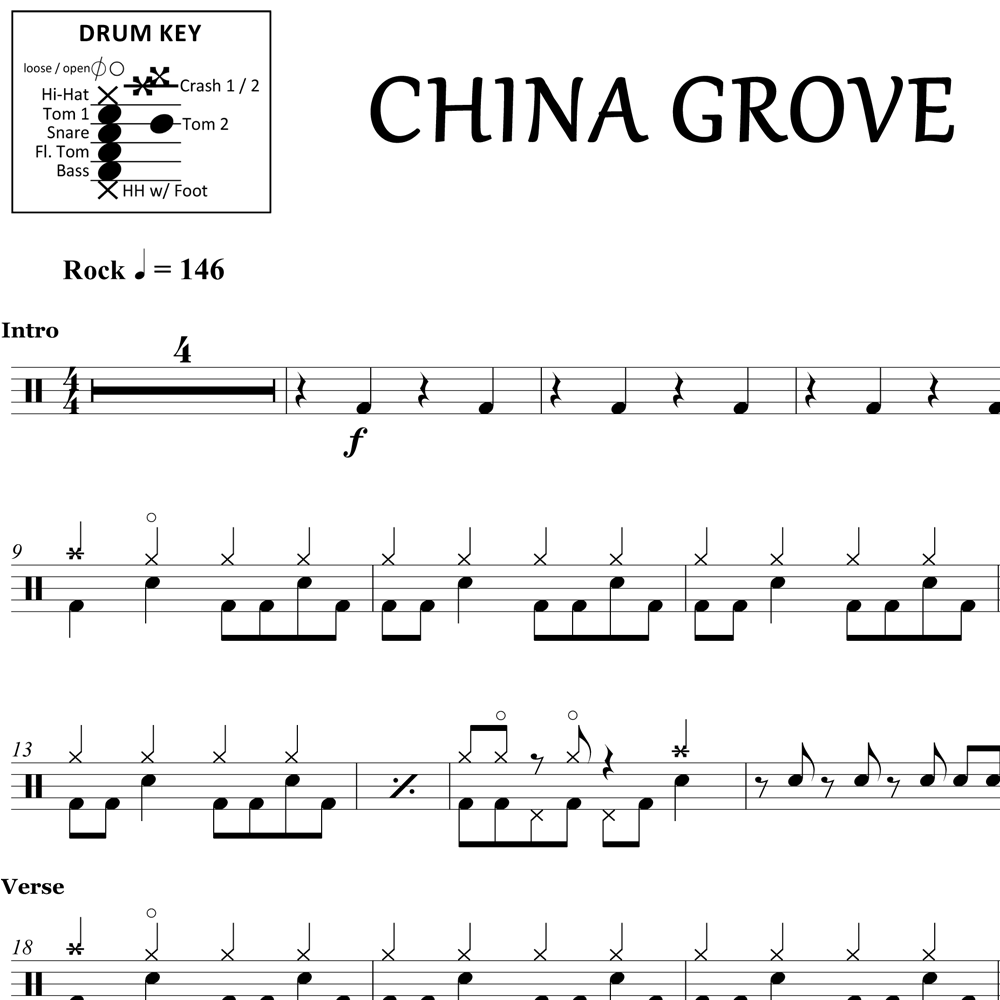 China Grove - The Doobie Brothers - Thumbnail