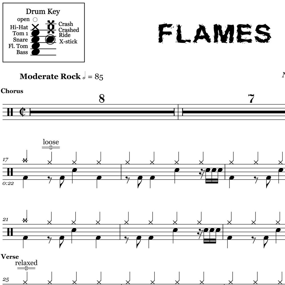 Flames - Mod Sun - Thumbnail