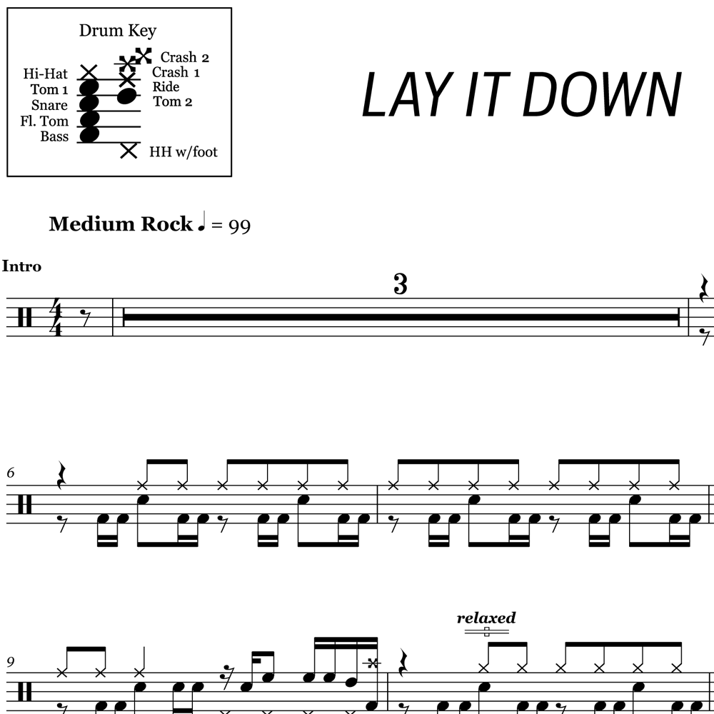 Lay It Down - Ratt - Thumbnail