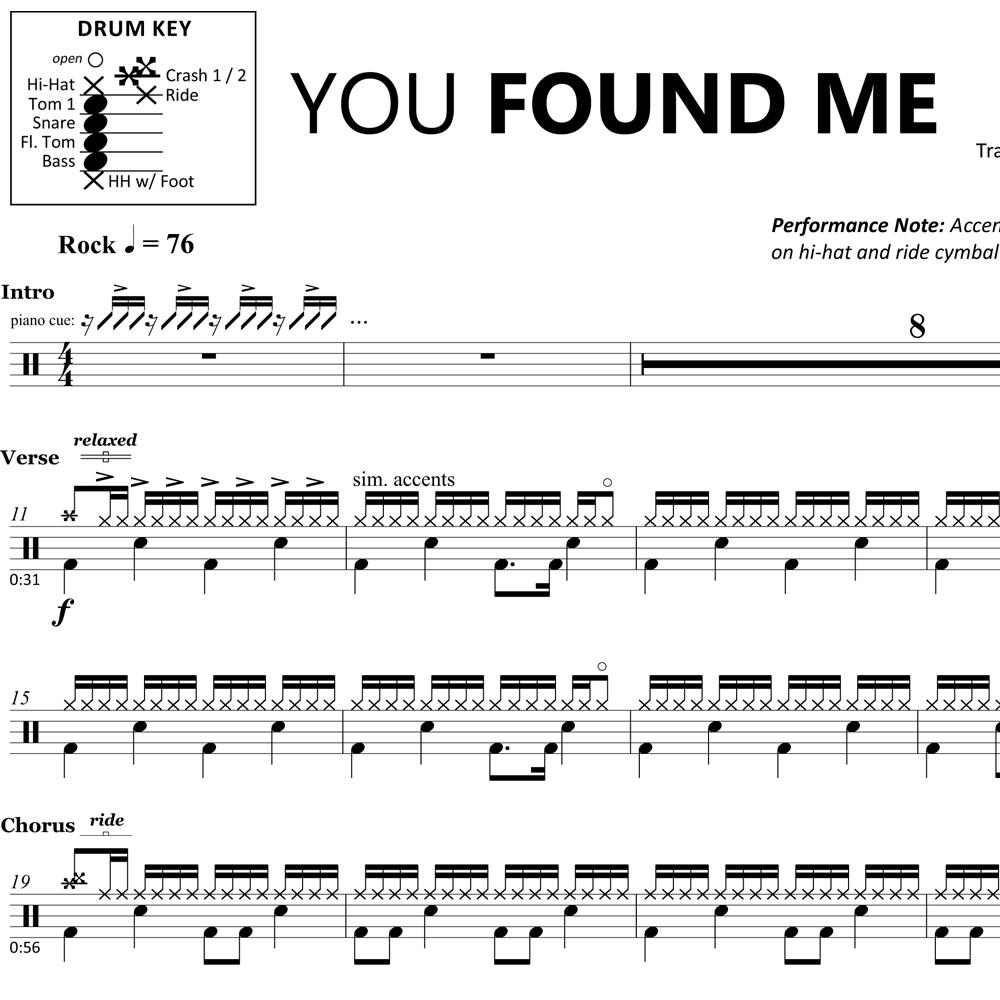 You Found Me - The Fray - Thumbnail
