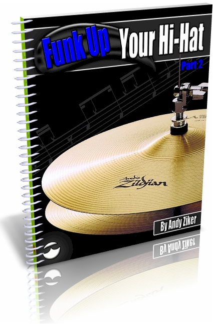 Funk Up Your Hi-Hat - Part 2