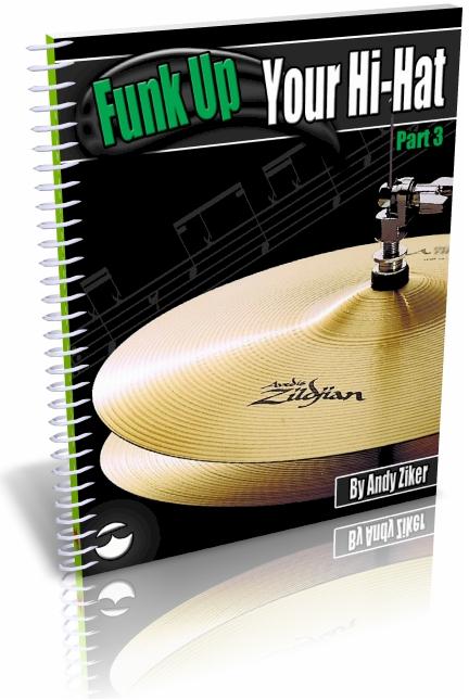 Funk Up Your Hi-Hat – Part 3