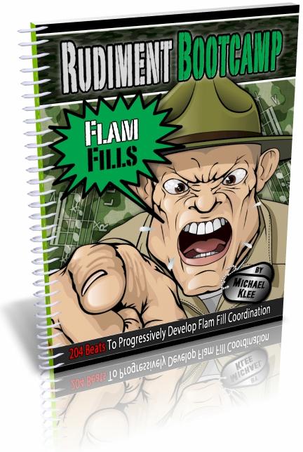 Rudiment Bootcamp – Flam Fills