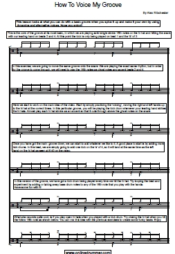 Getting More From The Basics - Sheet Music